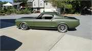 65 Mustang GT 4.6 liter Kenny bell Supercharger