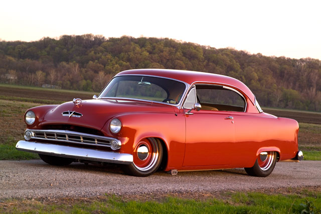 Vintage Fabrication - Grube 1953 Dodge Diplomat